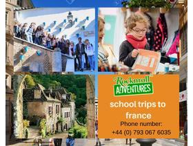 Make Your France School Trips Memorable