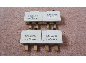 MCB Circuit Breakers to Replace Rewire Fuses. Push Button Type Trip Fuse