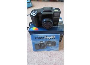 Konica Z-UP 80 Super Zoom 35mm Film Camera 40-80mm Zoom Lens