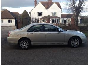 ROVER 75 CONNOISSEUR CDTI AUTOMATIC DIESEL 2004 – LEATHER INTERIOR MOT & FULL SERVICE HISTORY