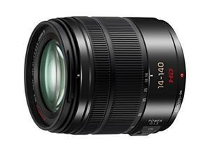 Brand New Panasonic Lumix H-FS14140E-K 14-140mm F3.5-5.6 ASPH Power Zoom Lens