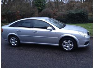 VAUXHALL VECTRA 1.8 EXCLUSIV 2008(58) MOT 8 MONTHS PART SERVICE HISTORY ALLOY WHEELS-CD-AIR CON