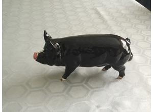 Beswick Berkshire Boar 4118  (Boxed)