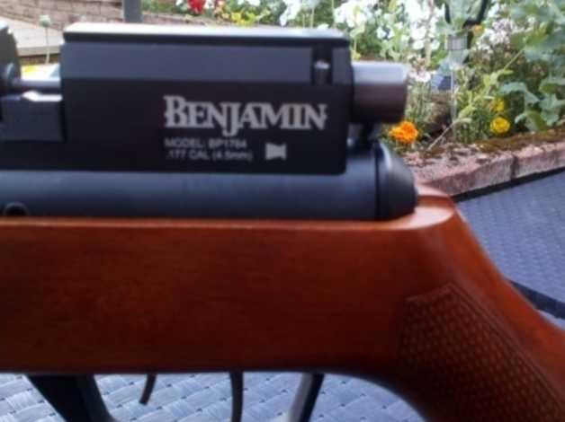 177 Benjamin Marauder PCP Gen 2 Rifle in Ellesmere Port