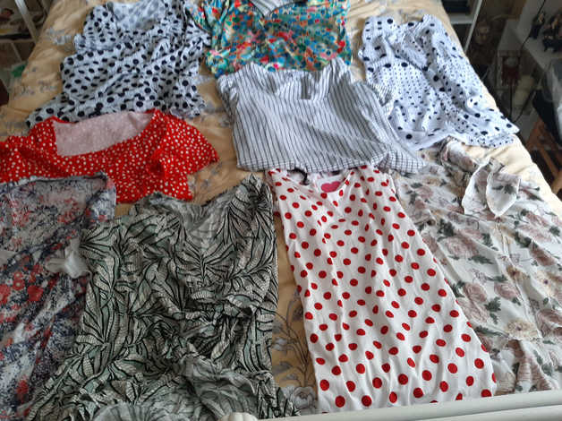 2 x Large Bags Ladies plus size clothes in Bournemouth