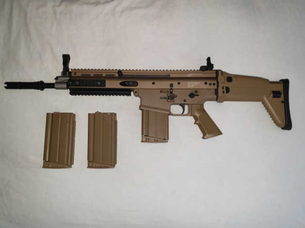 TM Recoil Shock Scar H with 2 mags in Gateshead