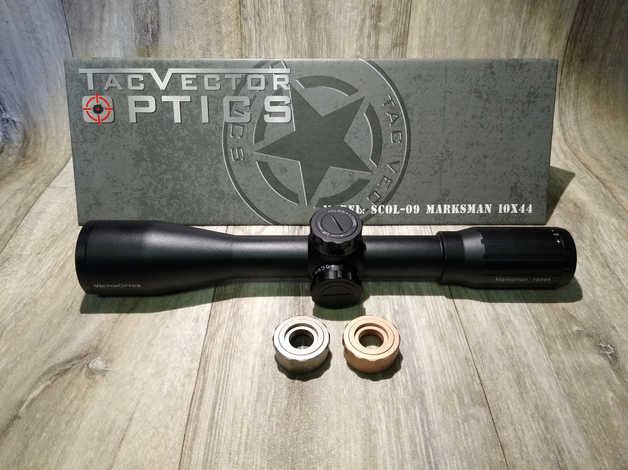 Vector Optics Marksman 10x44 Premium Quality Air Rifle Scope in Leeds