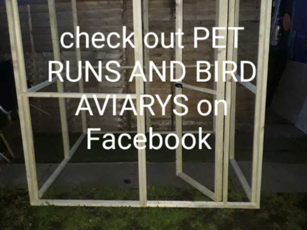 aviary for sale in Liverpool