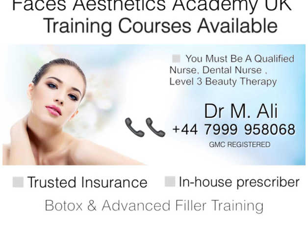 attention All Level 3 Beauticians And Dental Nurses***** Dermal