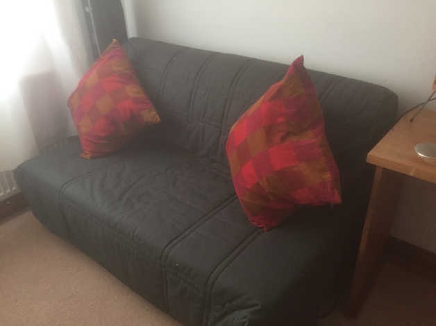 Enjoyable Very Comfy Ikea Sofa Bed In Devizes Alphanode Cool Chair Designs And Ideas Alphanodeonline