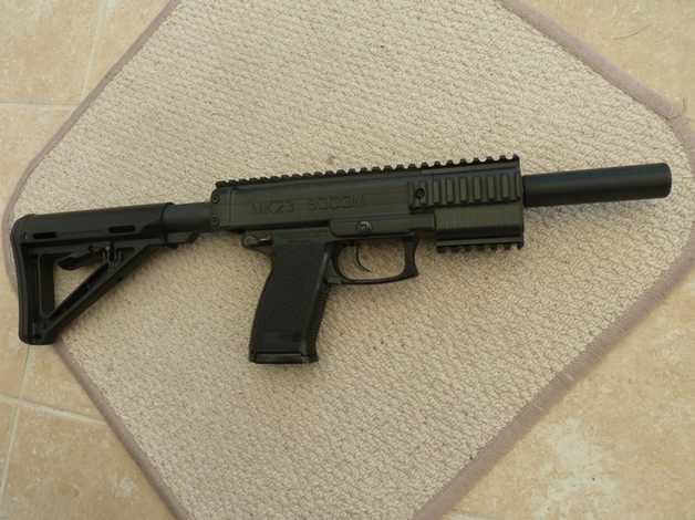 Carbine kit for MK23 in Gosport