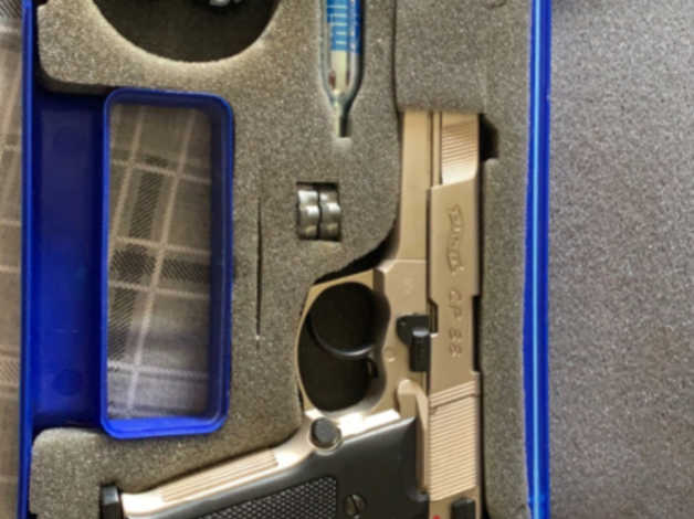 Walther CP88 air pistol in Washington