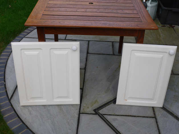 Kitchen Cabinet Draw and Door Fronts in Waterlooville