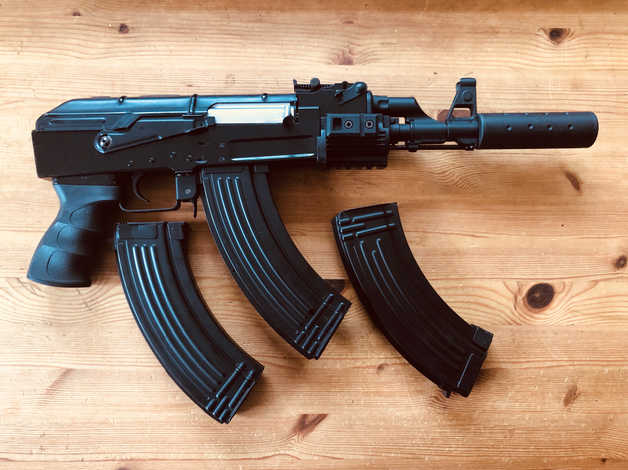 Gunslinger Tactical AK47 PDW in Alton