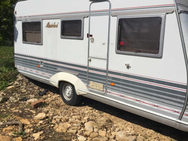 LMC caravan in Peterborough