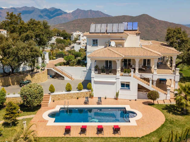 east facing, beautiful and luxury villa for sale in elviria, spain in glasgow, glasgow city freeads