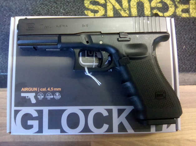 Glock 17 Gen 4 4 5mm Steel Bb New £169 95 in Leicester LE7 on