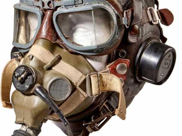WW2 RAF Flight Head Gear in Coventry