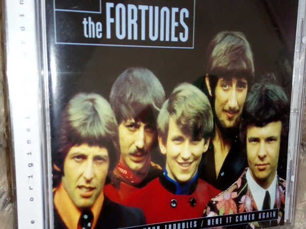 Very Best Of The Fortunes Cd | in Swansea, Swansea | Freeads