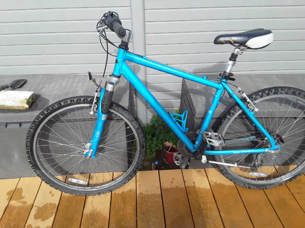 APOLLO MOUNTAIN TRAILS BICYCLE in Sheffield