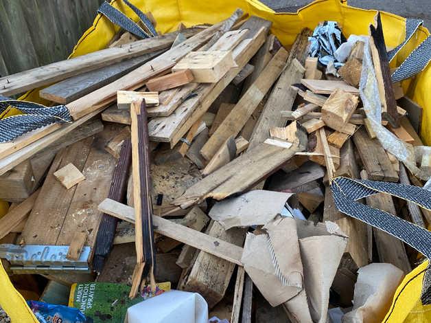 Free firewood in Havant