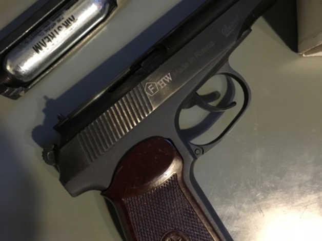 Baikal Pistol