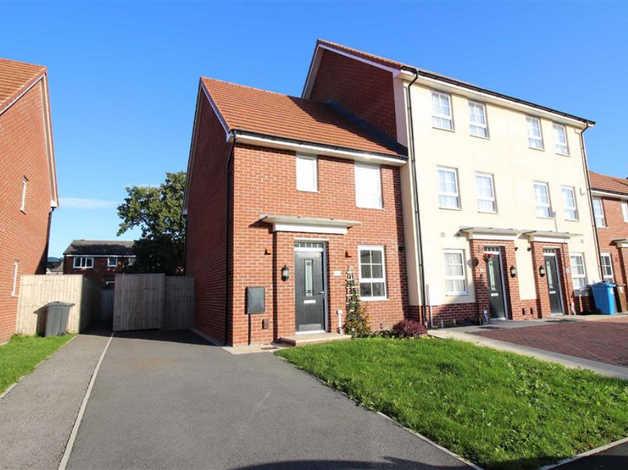 warton, 3 bedroom semi-detached house in preston, lancashire freeads
