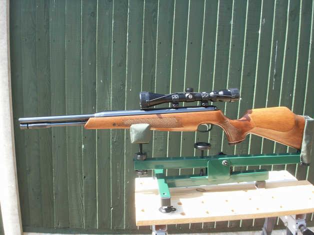 AIR ARMS TX200 MK3 CARBINE  22 CAL V G C £345 in Dronfield