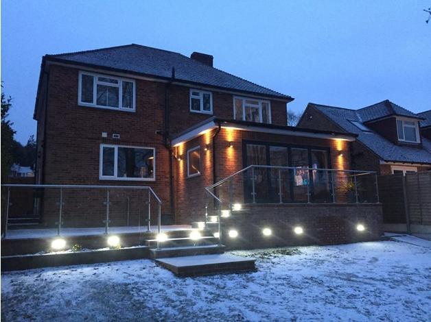 Specialists In Outdoor Lighting Design & Installation    in