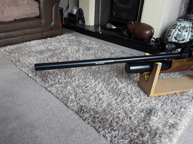 Top Quality Silenser Hand Made And Designed By Myself 14