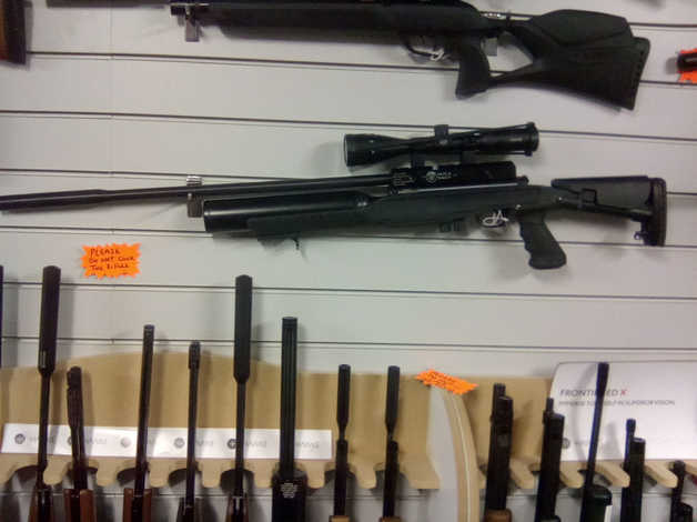 Hatsan Nova Tact  22 new £549 99 with Hawke scope in Leicester