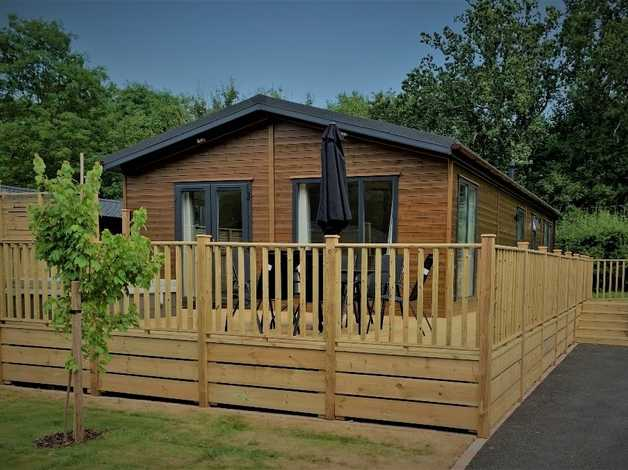 3 bedroom prestige burleigh holiday lodge for sale brokerswood holiday park, westbury, ba13 4eh in wiltshire, wiltshire freeads
