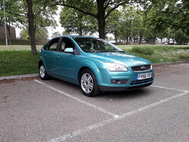 Ford Focus Ghia 2007 Manual Petrol 58 000 Miles Fsh In Stevenage