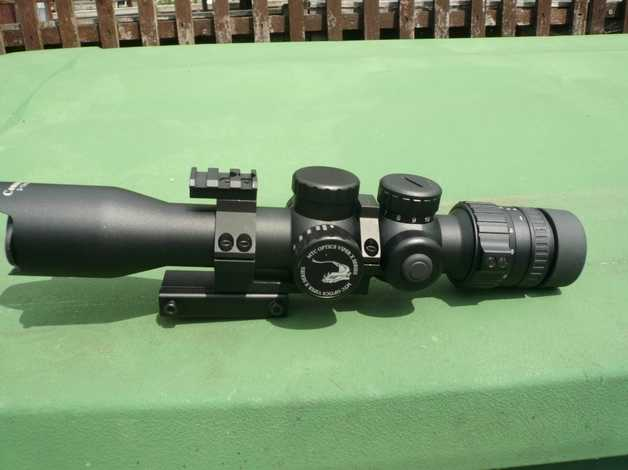 air rifle scopes in Newham