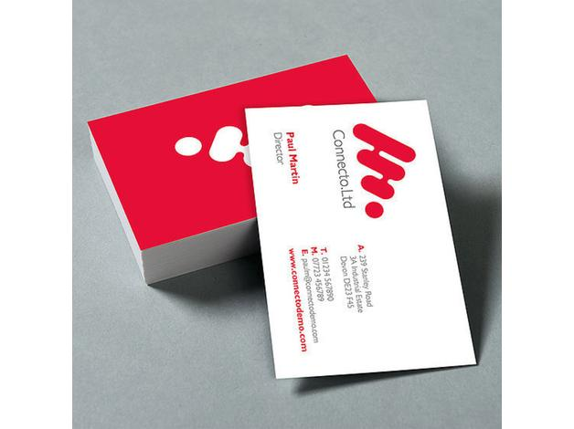 500 double sided business cards in pontyclun cf72 on freeads description 500 double sided business cards colourmoves