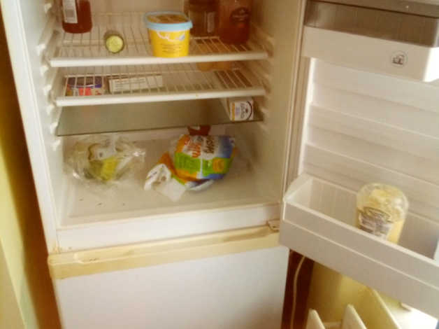 Free Frost free fridge freezer in Leeds