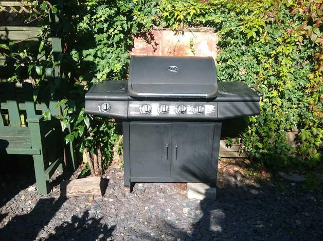 "5 burner ""Fireplus"" bar b q. in Nailsworth"