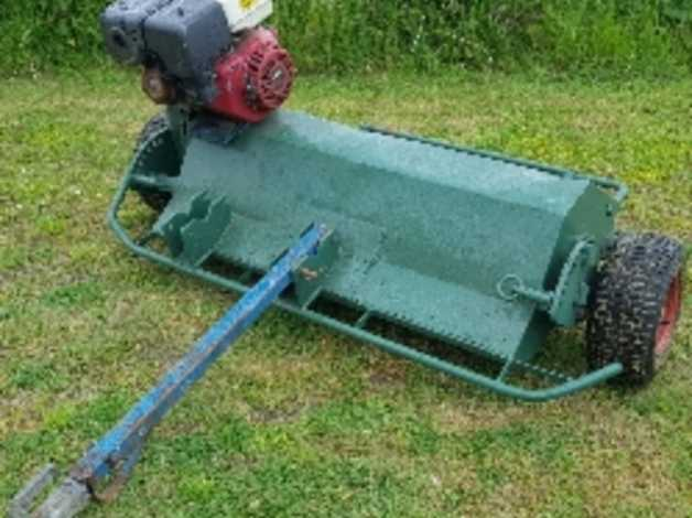 ATV Flail Mower 4ft Cutting Width in Driffield