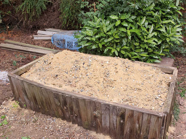 FREE – Approx 2 Tonnes All In Aggregate in Norwich
