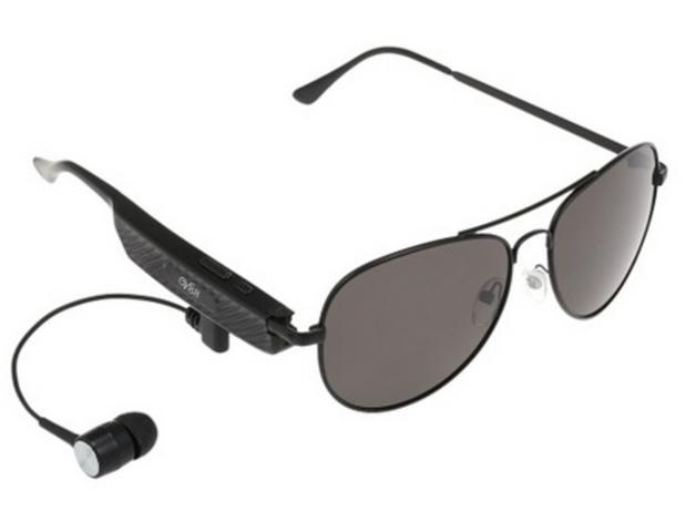 970f6b316f7 Wireless Bluetooth Headset Sunglasses Music Headphones Smart Glasses In-ear  Earbud Hands-free With Mic