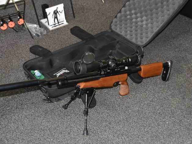 AIR ARMS TDR s410, 2 2- 12FTLBS in Spennymoor