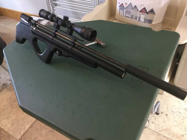 Huma Reg Artemis P15  Walther Barrel  25 in Macclesfield