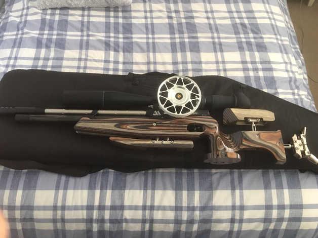 Air arms ftp 900 air rifle in York