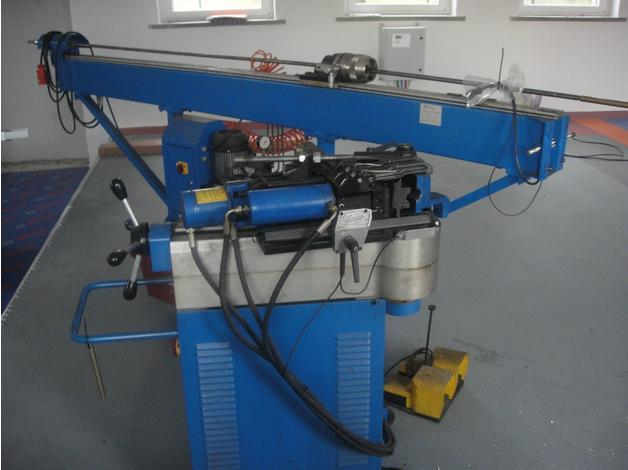 Pipe bending machine Dornbiegemaschiene Ercolina Super Top in Belfast